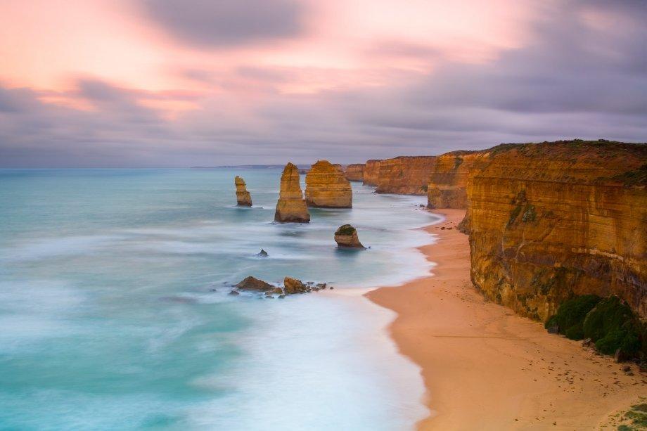 Самые красивые места для путешествий, где можно полюбоваться на рассвет