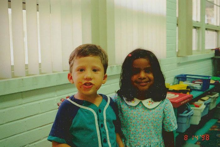 Парень сдержал обещание, данное 20 лет назад в детском саду