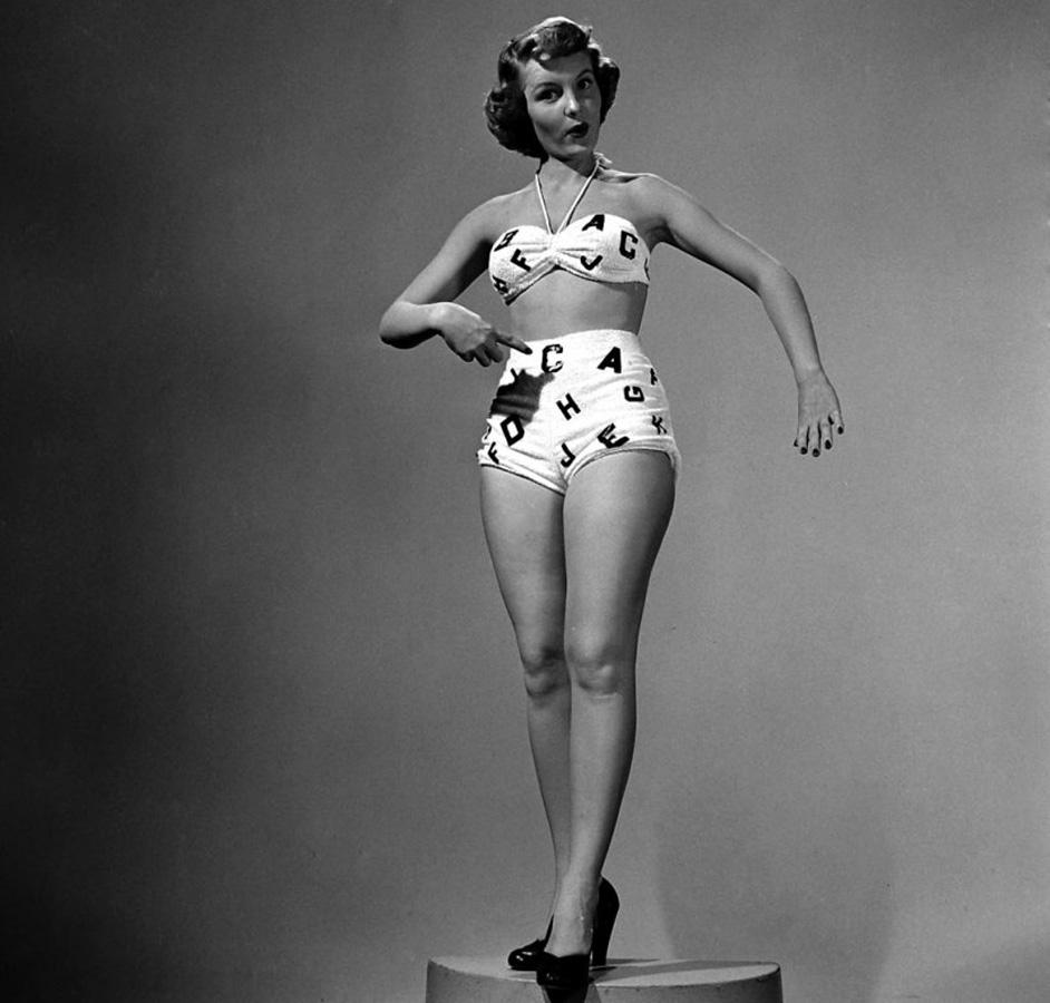 1950 американские фото девушки
