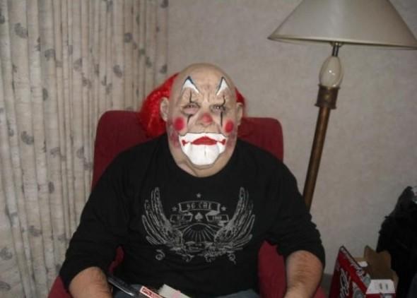 Смешные картинки и фотографии : Коулрофобия - это боязнь клоунов...И теперь понятно, почему их стоит бояться!