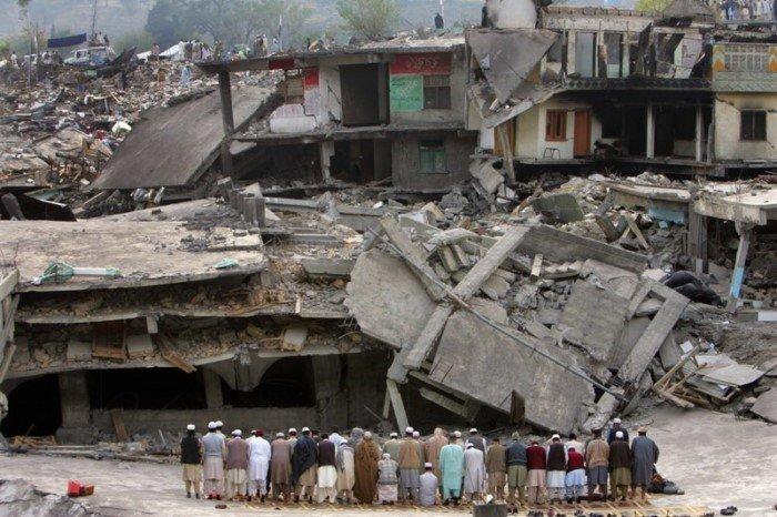15 мировых событий, уничтоживших целые города