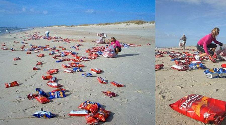 Странные находки, обнаруженные на пляжах