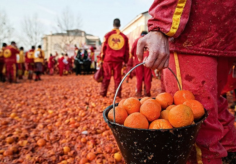 Самые необычные кулинарные фестивали