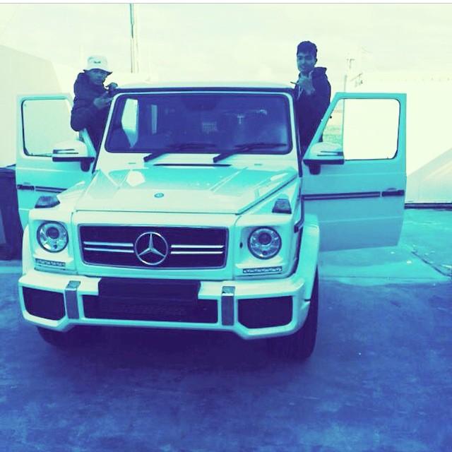 Богатые детки из ЮАР