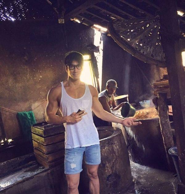 Сингапурский фотограф Чуандо Тан шокировал всех своим возрастом