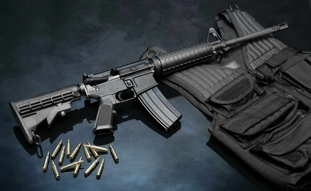 Главные модели оружия XX века