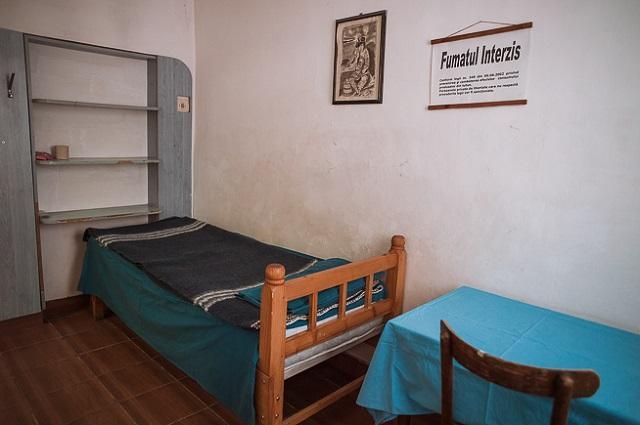 Камеры любви в румынских тюрьмах