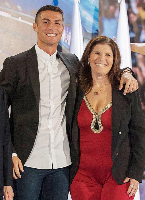 Знаменитые мужчины и их мамы