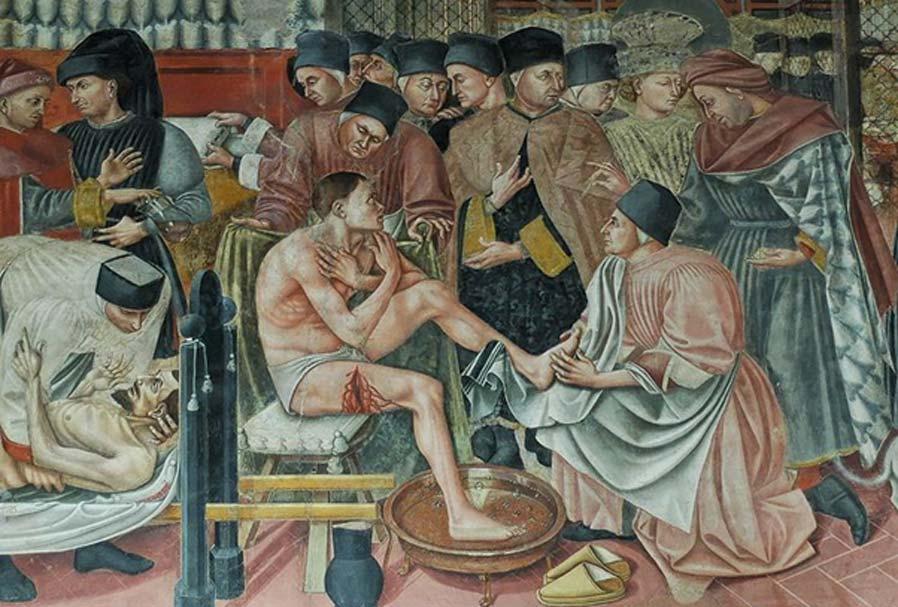 Древние методы лечения, вызывающие ужас