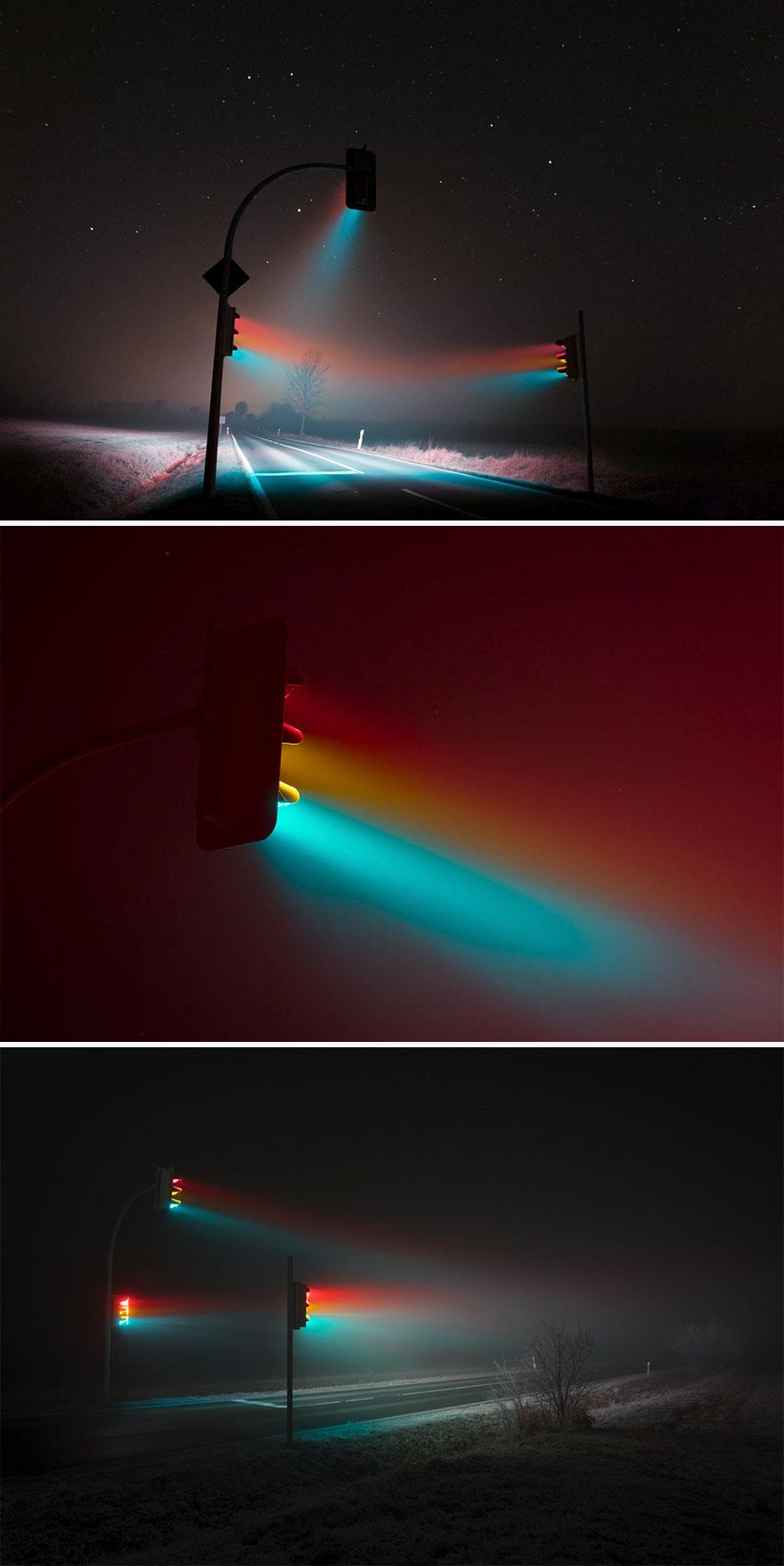 Магия фотографий на длинной выдержке