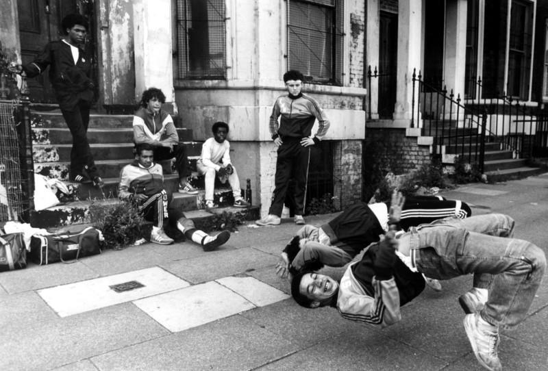 Моменты ранних дней хип-хопа на снимках