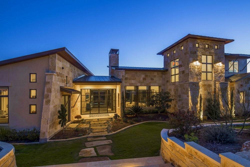 Красивый дом в Техасе