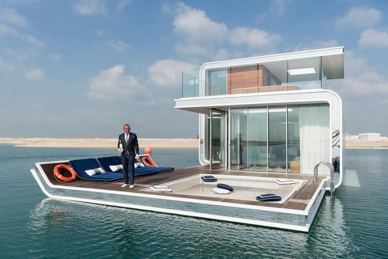 Документальный цикл о жизни богачей Дубая