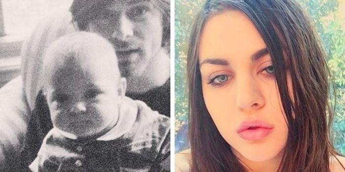 Как изменились дети знаменитостей