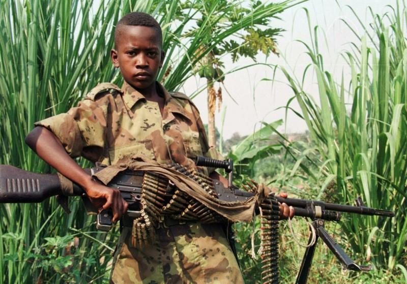 Маленькие солдаты больших войн