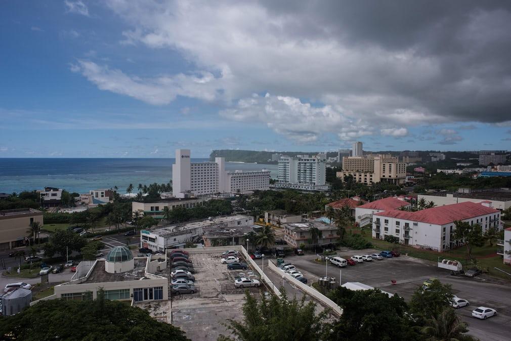Жизнь на острове Гуам