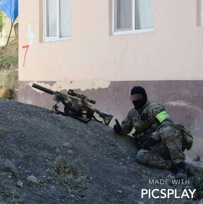 Современный облик подразделений спецназа России