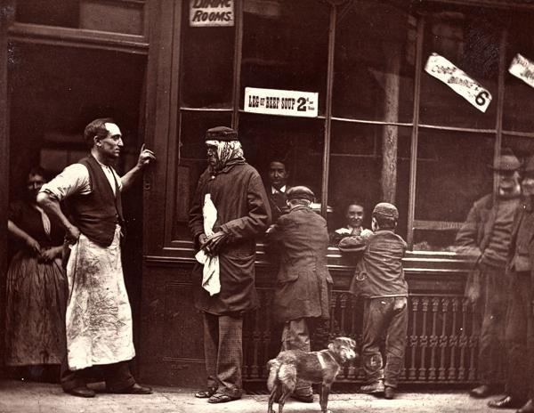 Лондон 19-го века