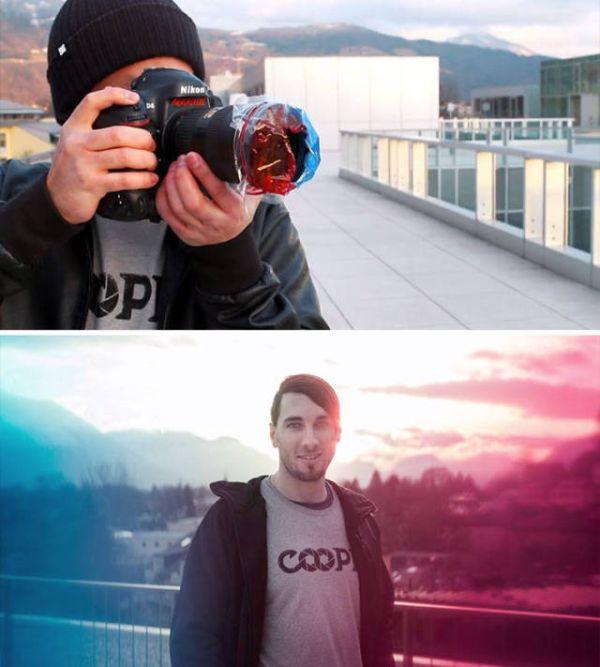 Крутые хитрости от опытных фотографов