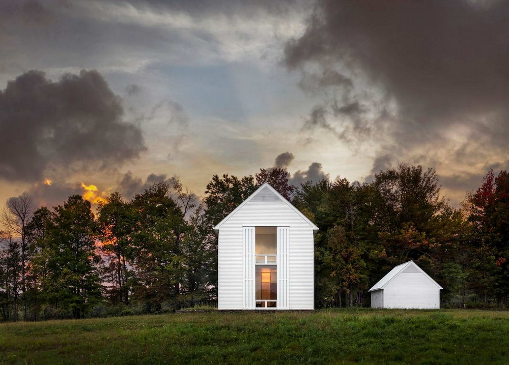 Дом на ферме в Пенсильвании