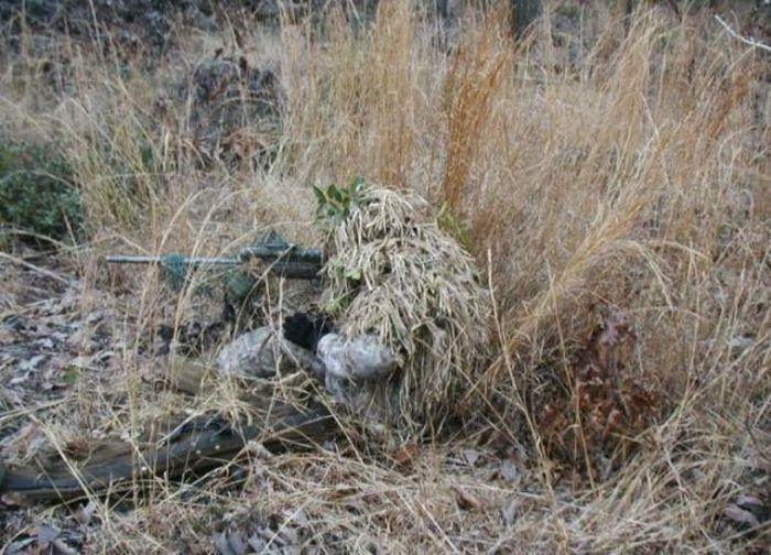 Искусство маскировки военных