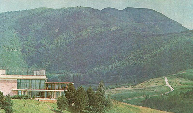 Курорты Северного Кавказа - бывшая гордость СССР