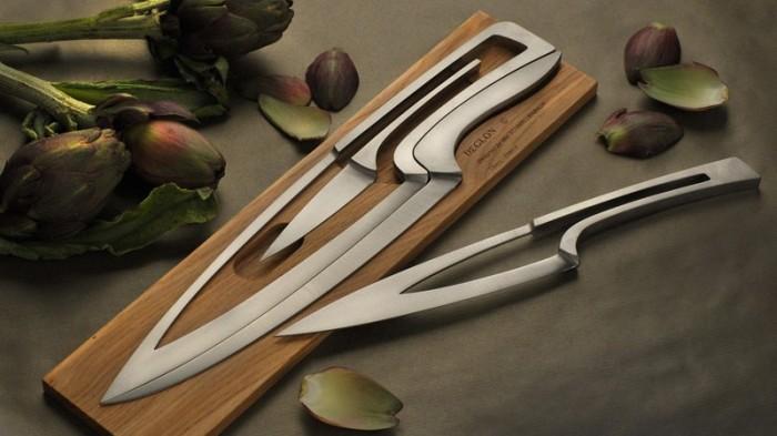 Интересные и удобные ножи для кухни