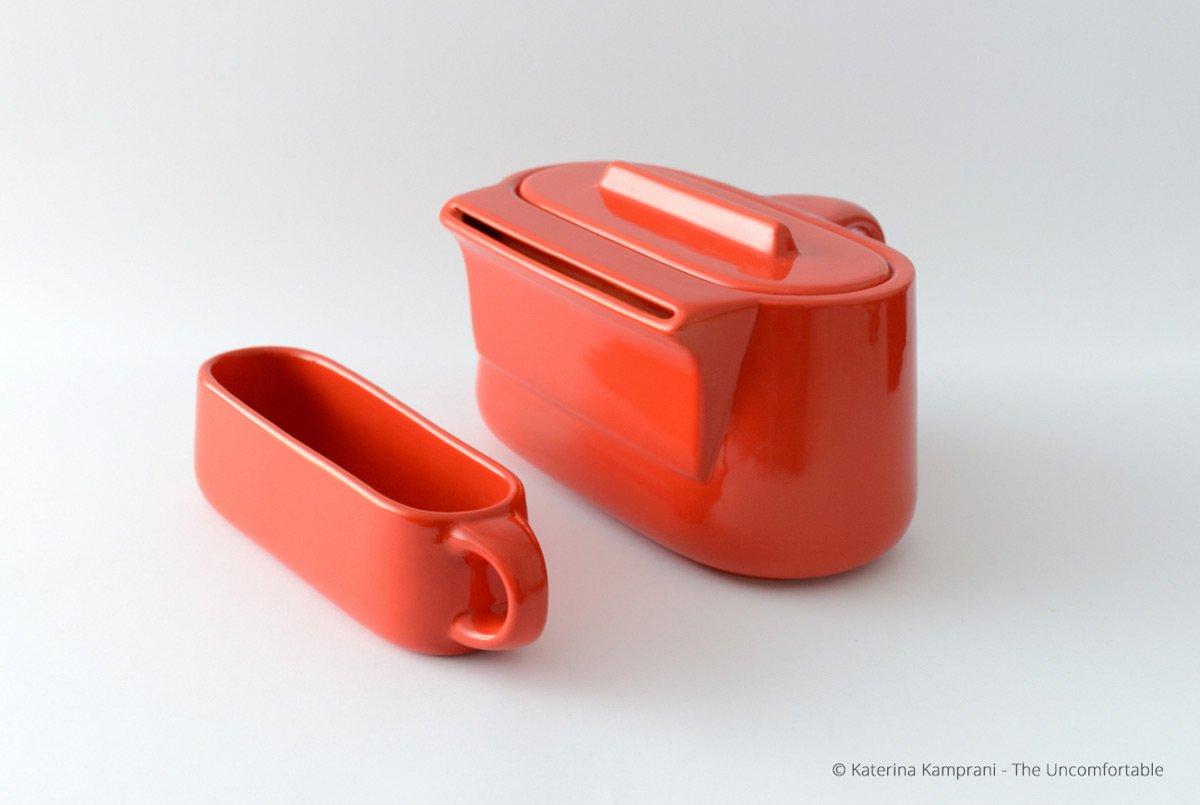 Неудобные повседневные предметы от Катерины Кампрани