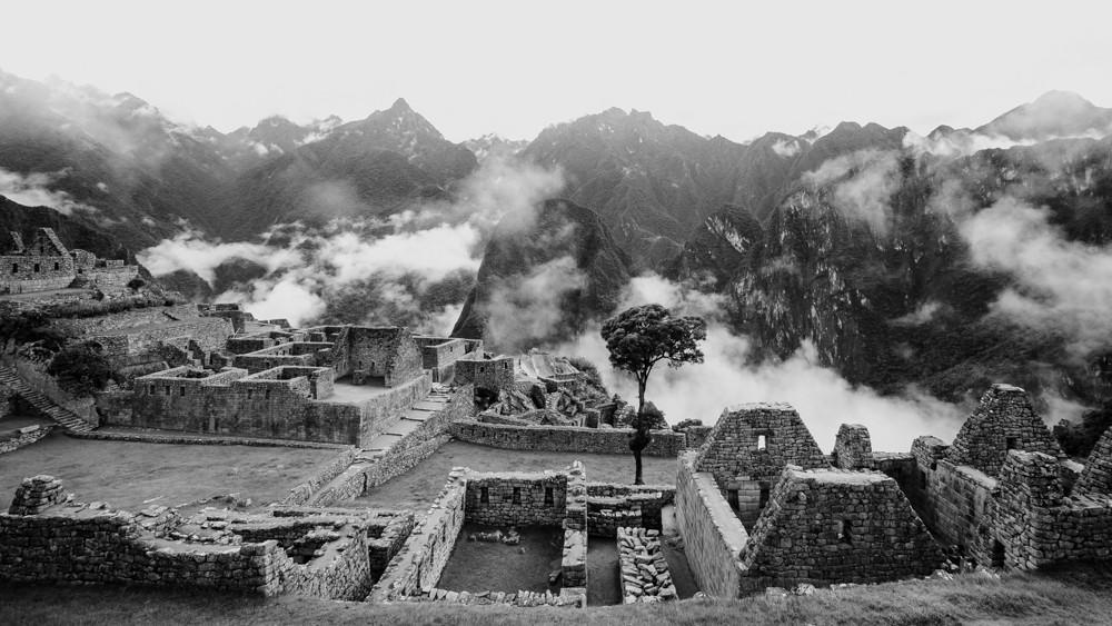 Архитектура и природа на фотографиях Говина Лапетуле