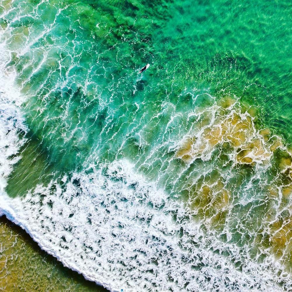 Захватывающие снимки с высоты от Маурицио Бакки