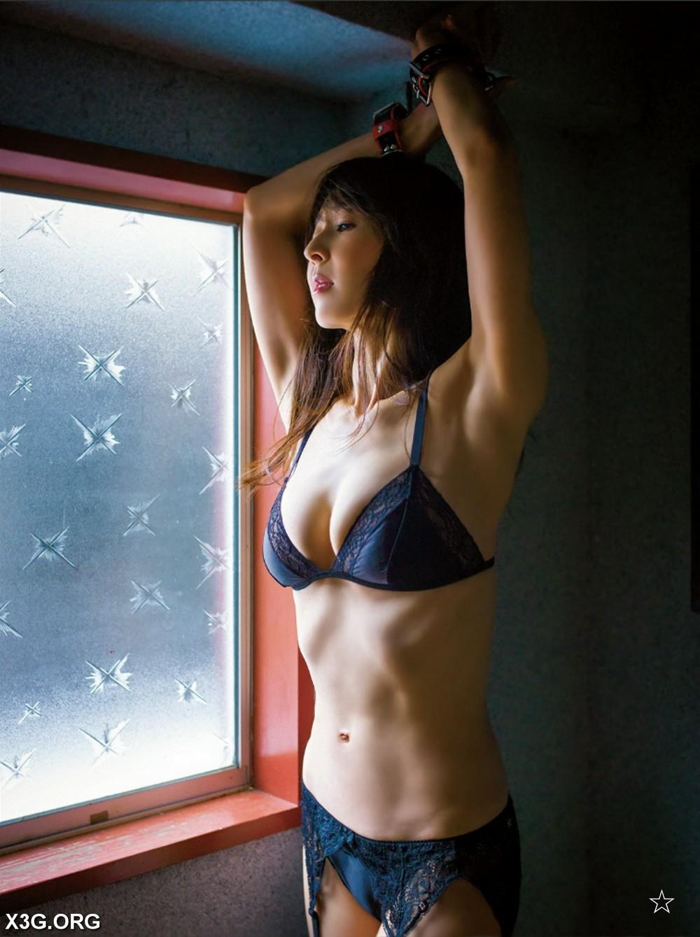 Фото азиатки в сексуальном белье