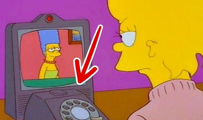 В Симпсонах не бывает случайных совпадений