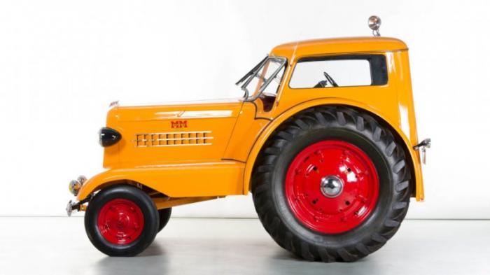 Трактор, который хотел быть автомобилем