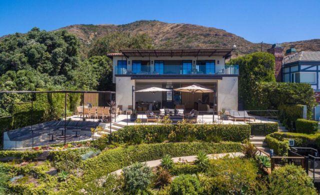 Роскошный дом Теда Сарандоса