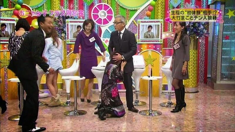 Что творится на японских телешоу
