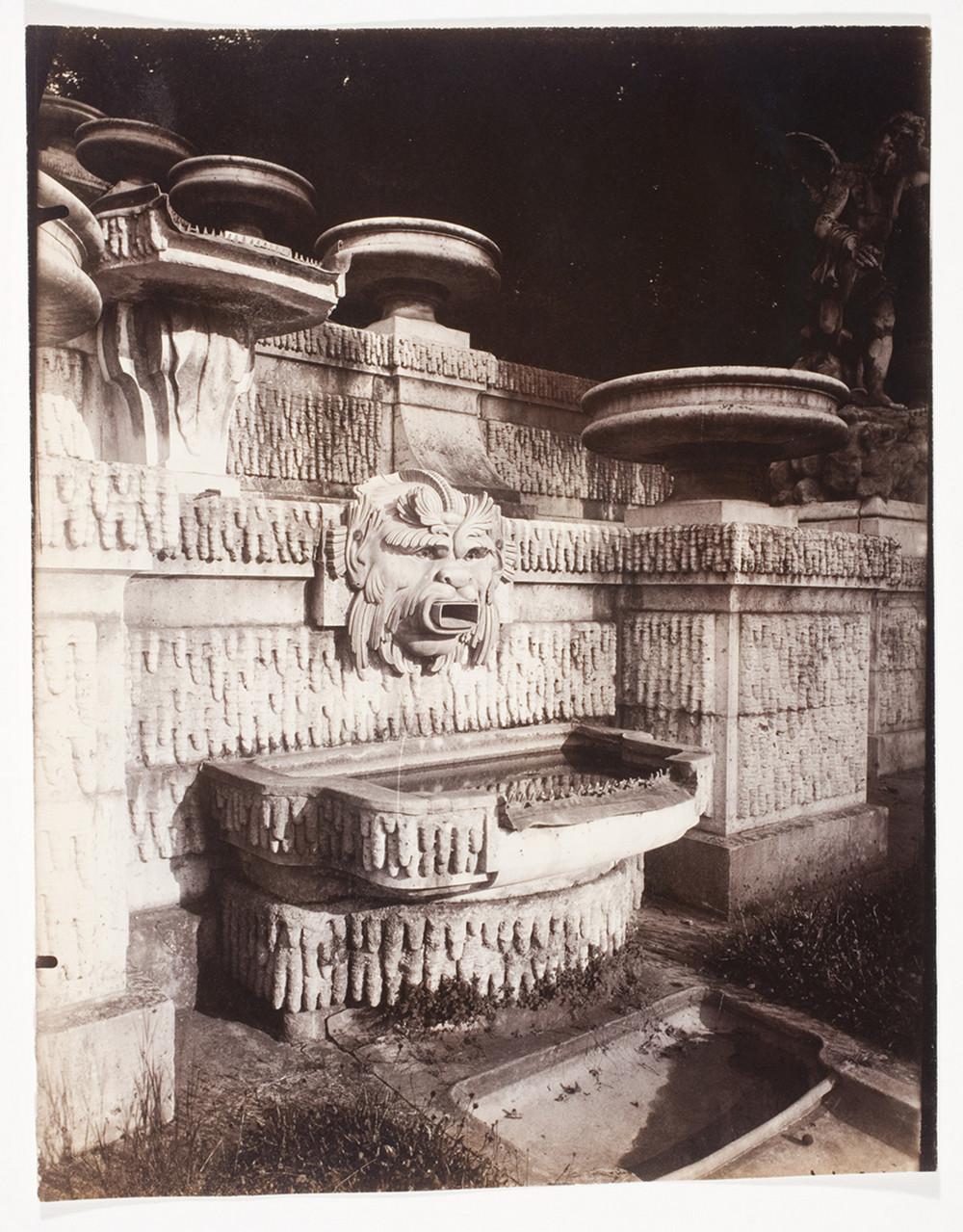 Старый Париж на снимках Эжена Атже