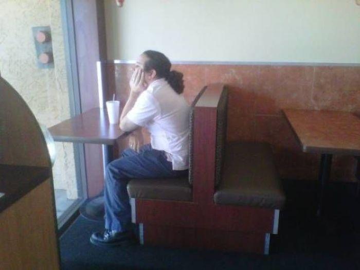 Фото вечно одиноких людей