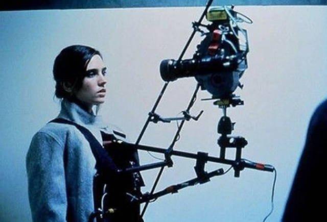 Фотографии, сделанные на съёмках известных фильмов