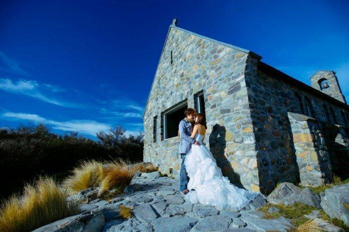 Свадебная фотосессия своими руками