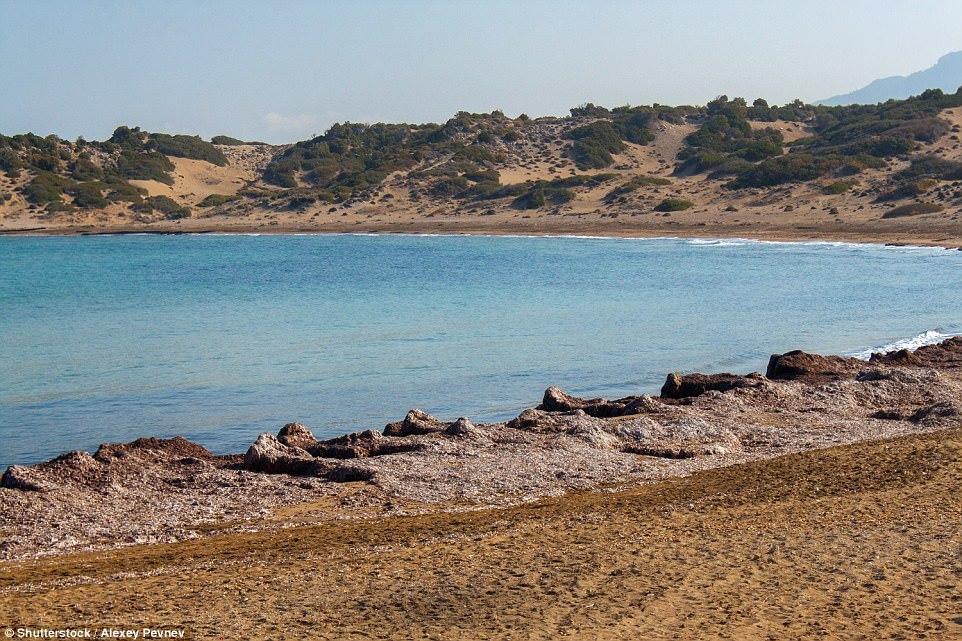 Путешествие по малоизвестному Северному Кипру