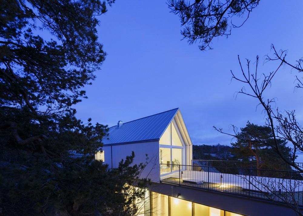 Частная резиденция на юге Финляндии