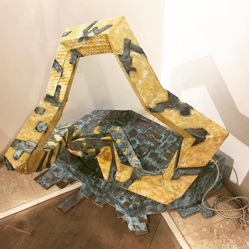 Итальянский художник и таксидермист Альберто Микелон