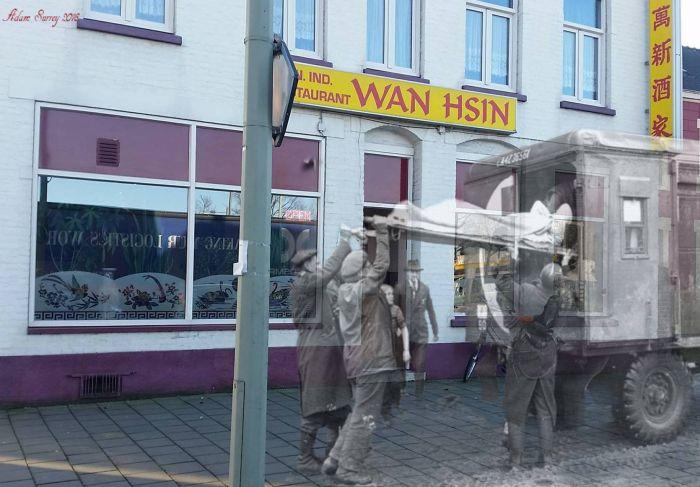 Отголоски прошлого с Западного фронта Второй мировой войны