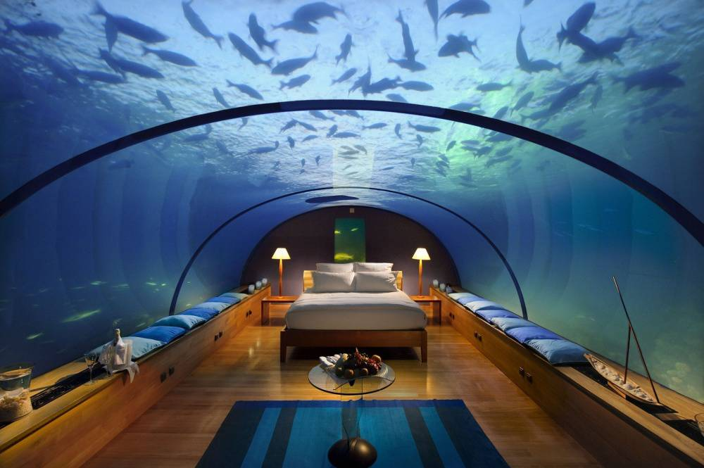Замечательные отели и курорты