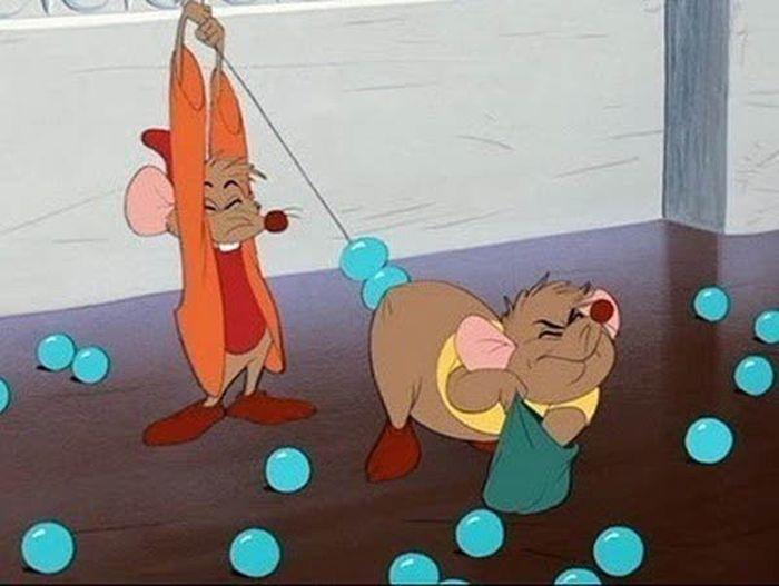 Чего мы не замечали в мультфильмах, будучи детьми