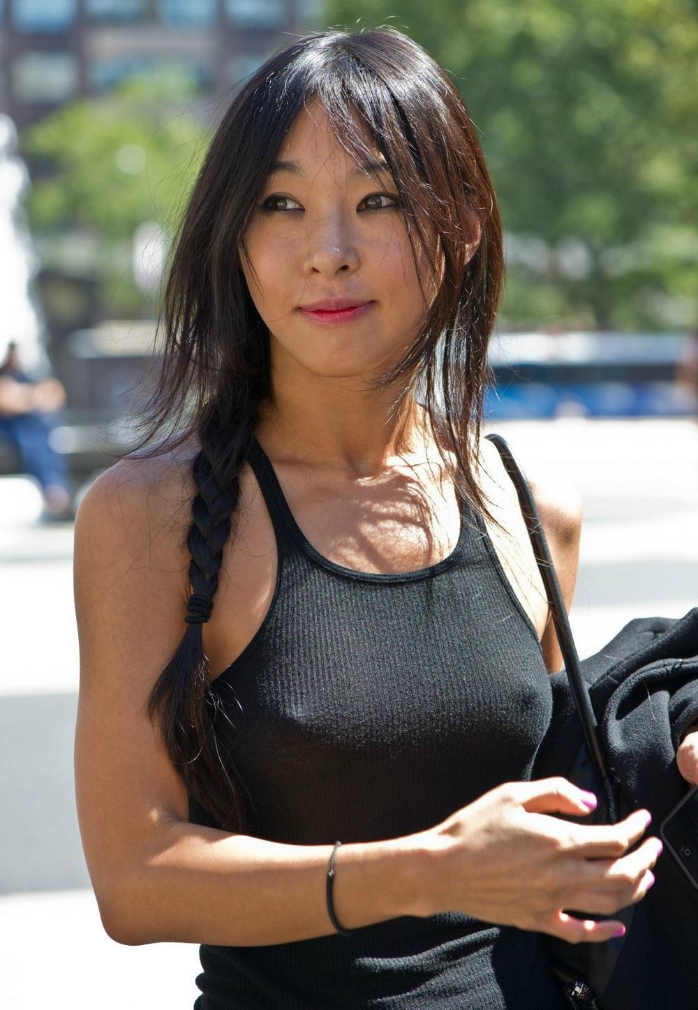 Китайские девушки красивые или нет