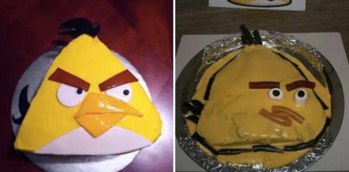 Десерты начинающих кулинаров: ожидание и реальность
