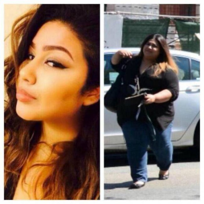 Фотографии девушек из социальных сетей и в реальности