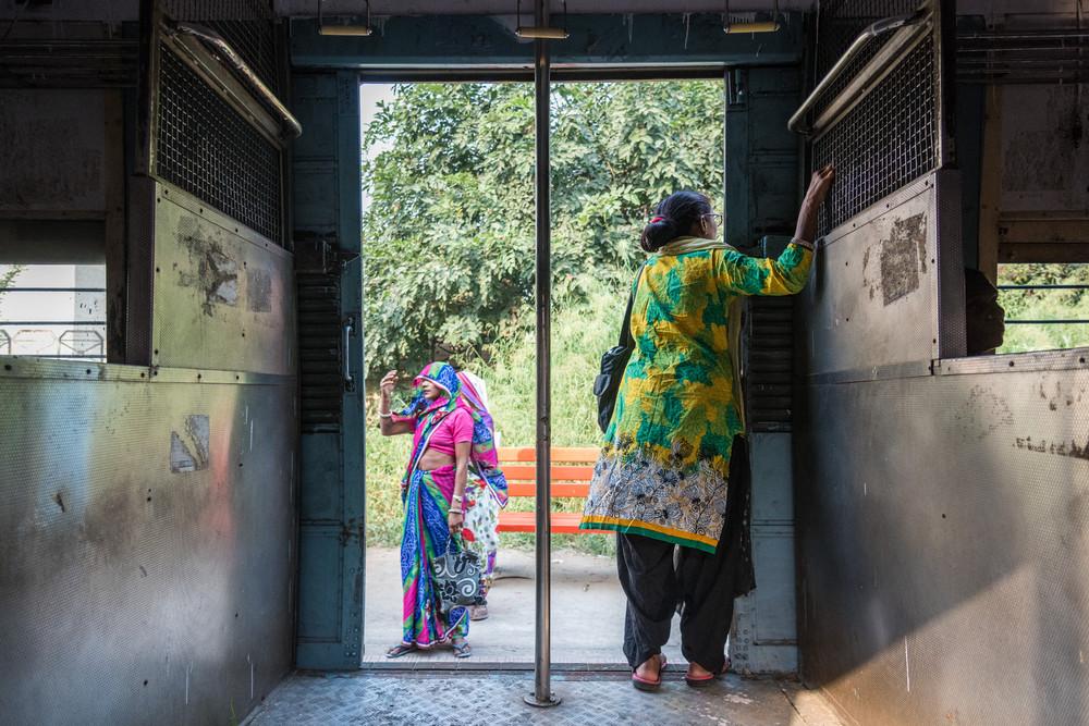 Старая железнодорожная линия Дели