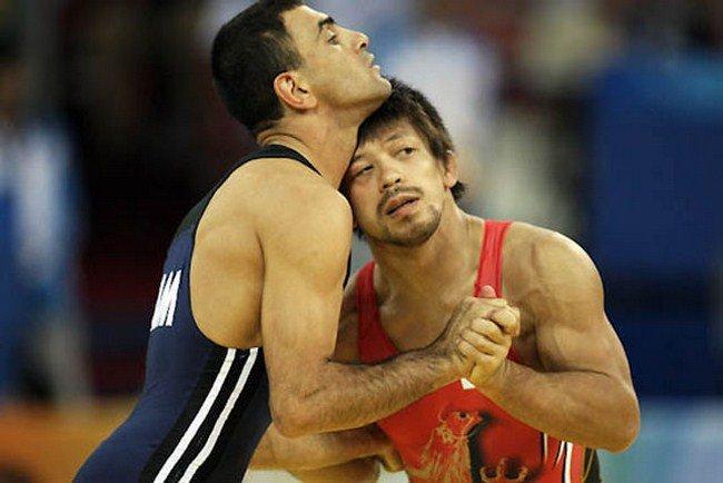 Неловкие спортивные фотографии, которые не попадут в печать
